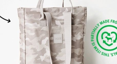 VS Pink- Camo Versatile Tote/Bag for Sale in Hilliard,  OH