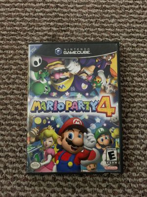 Mario Party 4 - Nintendo GameCube for Sale in Indian Creek, FL
