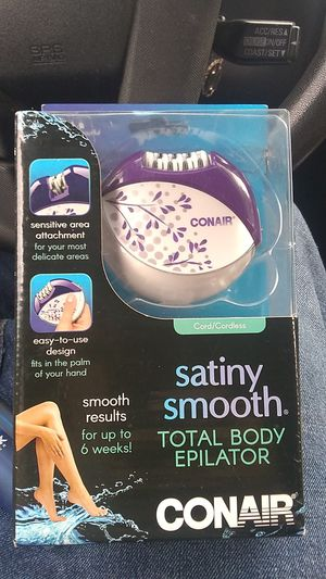 Satiny smooth by conair for Sale in San Jose, CA