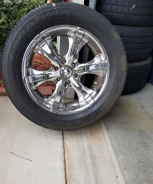 20 inch Rim and Tire for Sale in Winder, GA