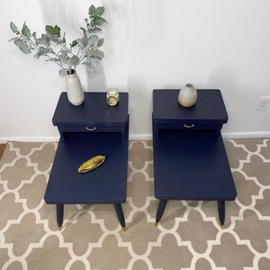 End Tables/Nightstands - Pair (2) for Sale in Trenton, NJ