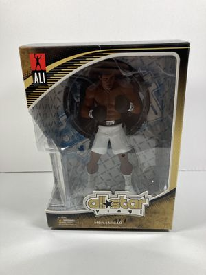 "Upper Deck All Star Vinyl, Muhammad Ali 10"" Action Figure for Sale in Fort Lee, NJ"