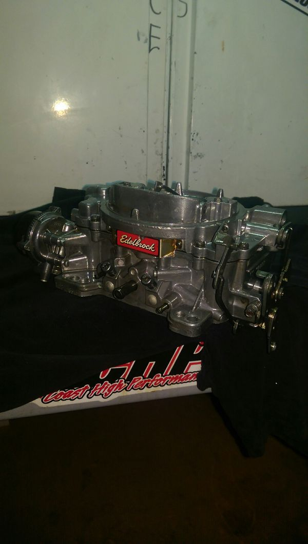 Edelbrock carburetor for Sale in Chandler, AZ - OfferUp