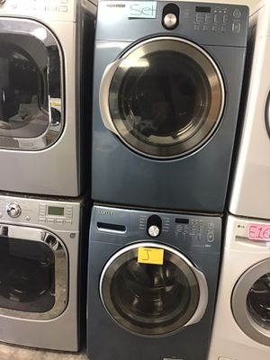 Set washer and dryer gas for Sale in Los Angeles, CA
