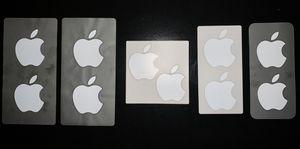 10 Apple iPhone iPad Mac Stickers for Sale in Las Vegas, NV