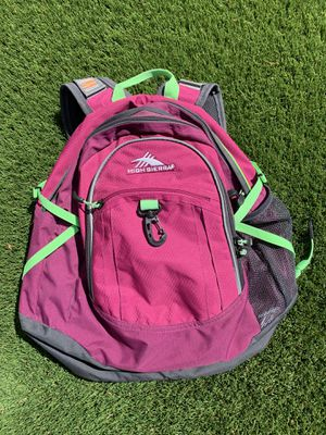 High Sierra backpack luggage laptop size for Sale in Chandler, AZ