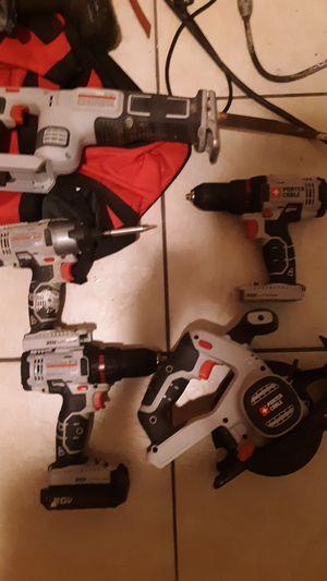 Porter Gable & Steel Grip power tools for Sale in Deltona, FL