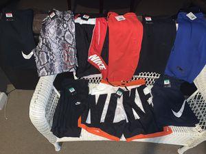 BRAND NEW Nike , Jordan , & Puma sweatshorts for Sale in Atlanta, GA