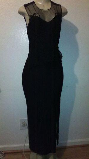 Black cocktail/formal dress for Sale in Denver, CO