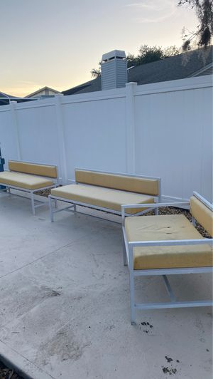 Outdoor Patio Furniture (Set of 3) for Sale in Lutz, FL