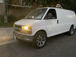 2001 Chevy Express for Sale in Los Angeles, CA
