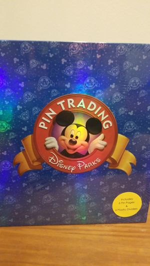 Disney Pin Trading Binder for Sale in Kissimmee, FL
