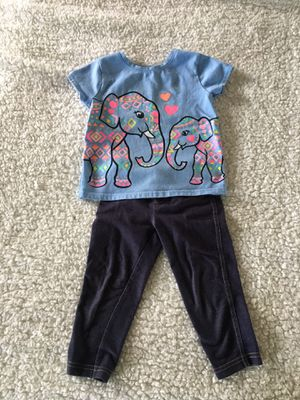 Toddler Outfit 🐘 for Sale in Grants Pass, OR