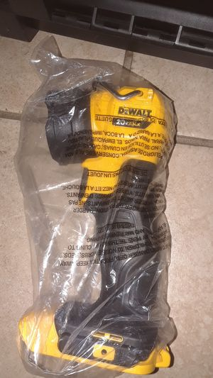 Dewalt work light for Sale in Phoenix, AZ