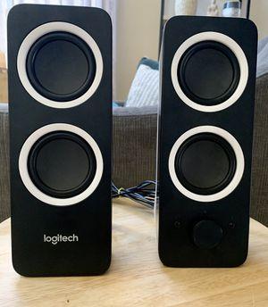 Like New Logitech - Z200 2.0 Multimedia Speakers for Sale in Bothell, WA