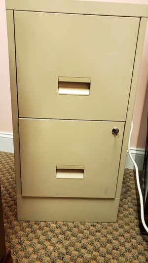 Two file cabinets for Sale in Durham, NC