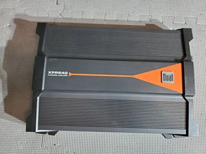 Dual amplifier 1200/4 bass or mids & high for Sale in Mesa, AZ