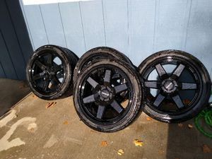 """Like New Raceline 22""""s for Sale in Gladstone, OR"""