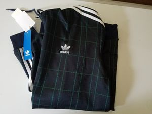Adidas Tartan Hoody Size Large for Sale in Silver Spring, MD