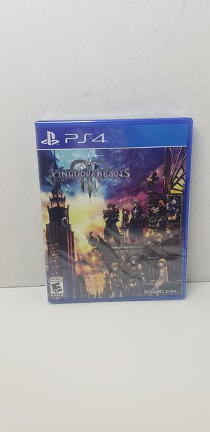 Kingdom Hearts 3 Ps4 for Sale in Newark, CA