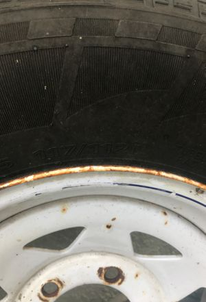 Trailer Tires 14' for Sale in Homestead, FL