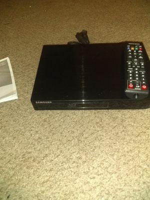 Dvd Samsung está nuevo no sé a usado for Sale in Dallas, TX