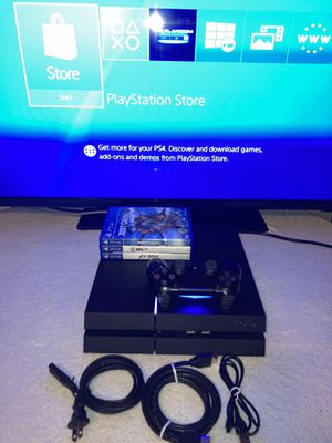 PlayStation 4 for Sale in Addison, TX