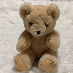 """Vintage 11"""" Jointed Plush Teddy Bear Poseable Limbs Arms Legs Stitched Paws for Sale in Centerton, AR"""