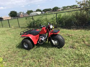 THE ORIGINAL BIG RED HONDA 1983. 200 cc,,,,NO TITLE.. Run very goo for Sale in Forney, TX