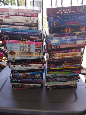 55 movie all for $25 for Sale in Grand Prairie, TX