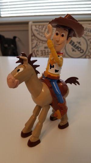 Disney Woody on Bullseye Toy Story 2 for Sale in El Paso, TX