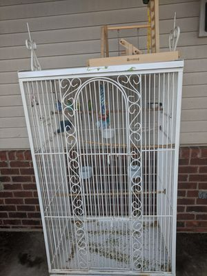 Large Bird Parrot Cage for Sale in Greenfield, WI