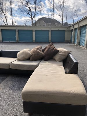 Couch 2 sectional for Sale in Virginia Beach, VA
