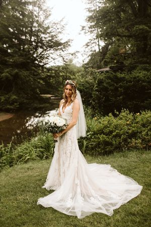 Justin Alexander Wedding Dress for Sale in Cranberry Township, PA