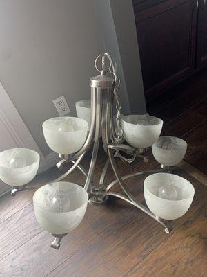 Light fixture chandelier for Sale in Fontana, CA
