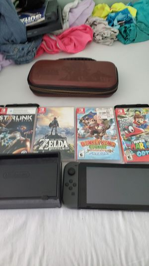 Nintendo switch Bundle for Sale in Pataskala, OH