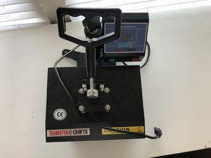 Heat Press Machine | $90 | Used - Great Condition for Sale in Los Angeles, CA