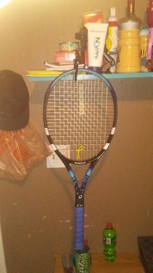 Babolat pure drive tennis racket. for Sale in El Cajon, CA