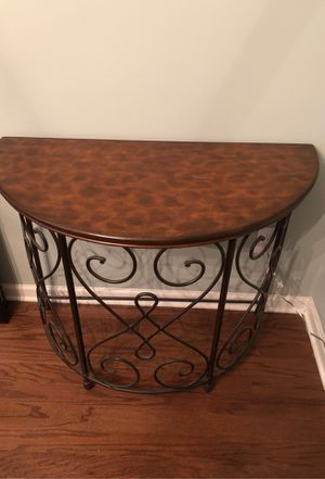 Console Table for Sale in Wake Forest, NC