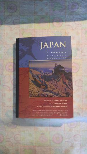 Japan, A traveler's literary companion for Sale in Kalamazoo, MI