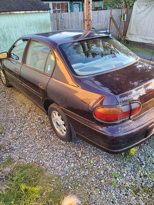 1999 Chevy Malibu for Sale in Everett, WA