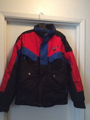 Reima snowmoble jackets red or orange your choice $35 each for Sale in Chehalis, WA