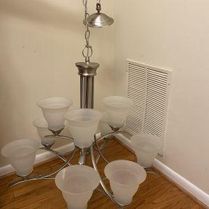 ceiling lights/chandelier for Sale in Ashburn, VA
