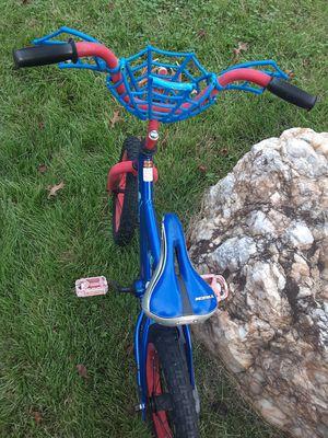 Spiderman little kids bike for Sale in Alexandria, VA