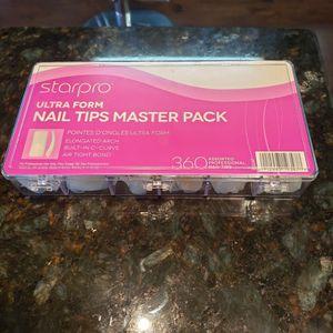 Starpro Nail Tips for Sale in Hamden, CT