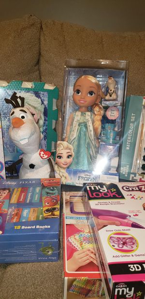 Frozen Doll/Toys for Sale in Virginia Beach, VA