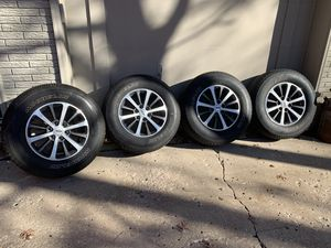 Ford F-150 or Expedition Wheels and Tires for Sale in Weatherby Lake, MO