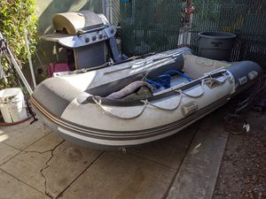 Bris 10 ft 8 inflatable zodiac boat for Sale in Los Angeles, CA