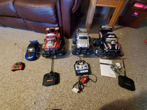 RC Trucks and Mustang for Sale in West Harrison, IN