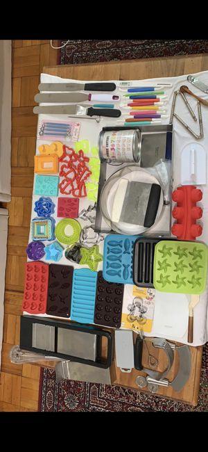 Decorative Cake Supplies for Sale in Arlington, VA